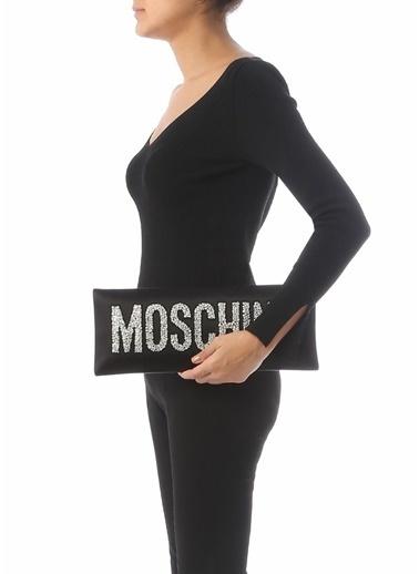 Moschino Çanta Siyah
